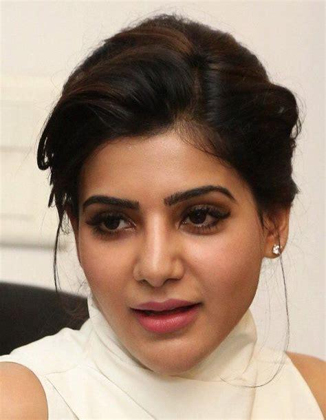 actress up list tamil actress samantha smiling face close up gallery hd