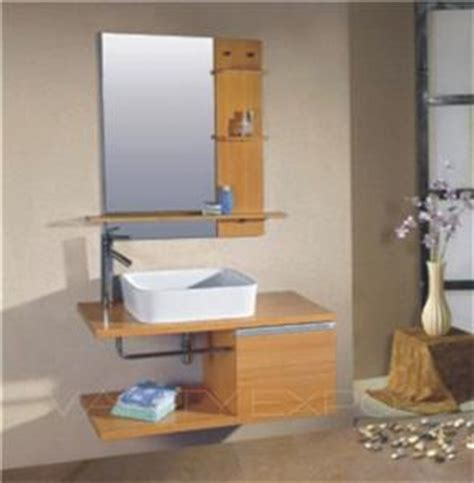 Vanity Set For Bathroom On Sale by Clearance Sale Bamboo Bathroom Vanity Set Fh Bm02 Ebay