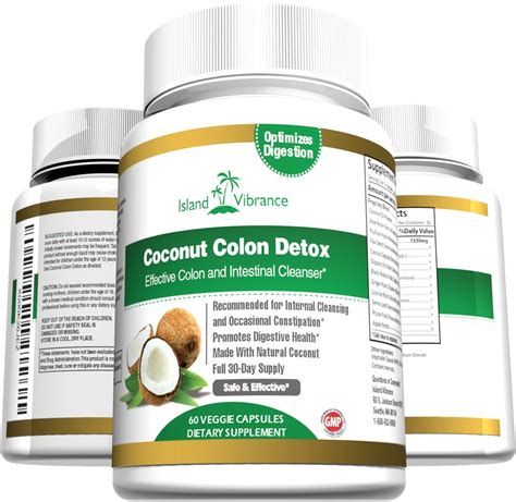 Coconut Diarrhea Detox by Product Description
