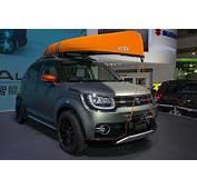 European Version Of Suzuki Ignis Unveiled