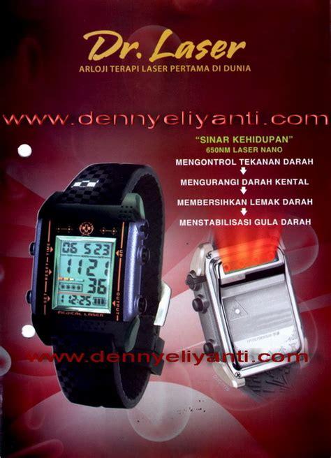 Dr Laser Hi Plus By dr laser jam tangan terapi laser denny eliyanti