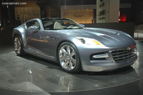 chrysler firepower 2005 chrysler firepower concept images photo chrysler