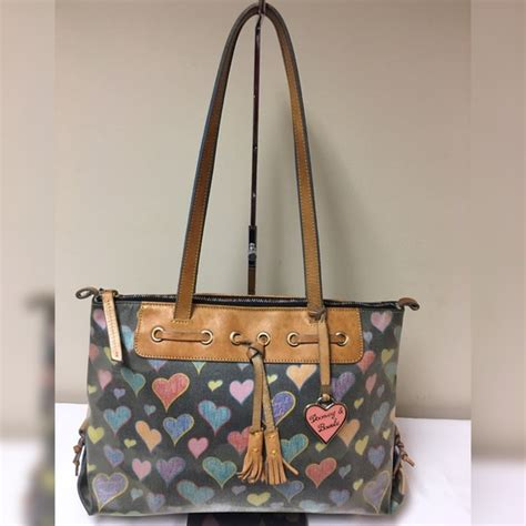 dooney and bourke multi color 44 dooney bourke handbags vintage dooney bourke