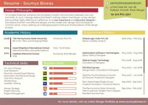 Interaction Designer Resume by Soumya Biswas Sr Interaction Designer Resume