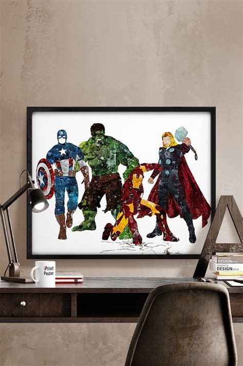 avengers home decor 16 avengers inspired home d 233 cor ideas for real geeks