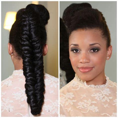 fishtail braid black women top 21 fishtail braid hairstyles you ll love