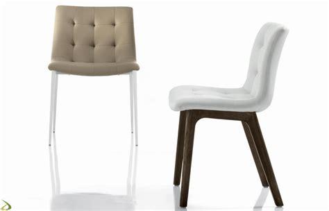 sedie imbottite design sedia design imbottita kuga di bontempi arredo design