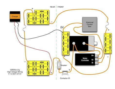 high voltage wiring diagram dual voltage motor wiring