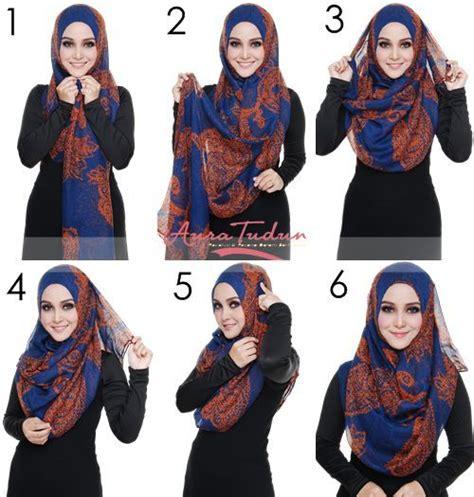 tutorial hijab pashmina zahratul jannah best 25 pashmina hijab tutorial ideas on pinterest