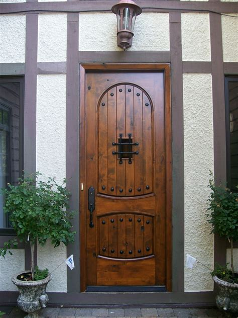Wood Front Doors With Glass Door Design Ideas On Wood Front Doors With Glass