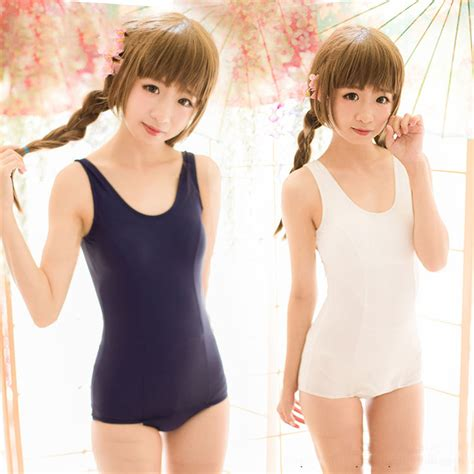 hot lolitas cute lolita style japanese students swimsuit hot ms summer