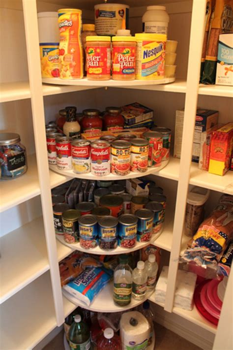 kitchen lazy susan how to make a lazy susan pantry storage the owner