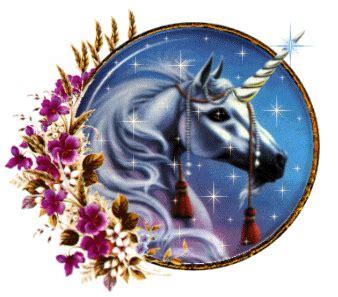 imagenes de unicornios brillantes unicornios