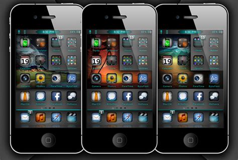 complete themes for iphone 6 oasis sd theme for iphone 4
