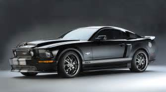 Mustang Black Widow The Mustang Source The Ford Mustang Fan Site