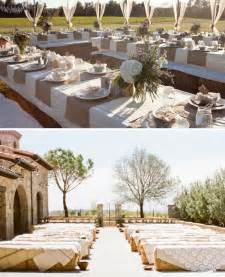 burlap wedding decorations burlap and lace wedding ideas weddings by lilly