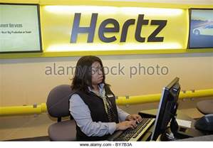 Hertz Car Rental Near Atlanta Airport Hartsfield Jackson Stock Photos Hartsfield Jackson Stock