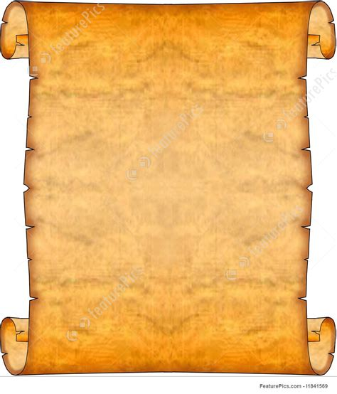 Picture Of Blank Ancient Scroll Ancient Scroll Template