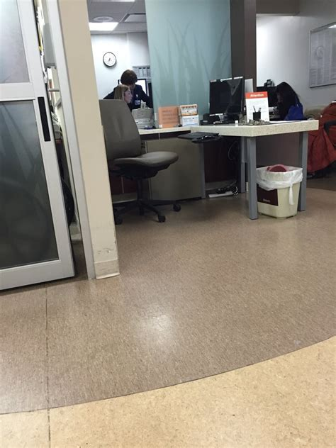 hoag emergency room front desk at emergency room with out him being there yelp