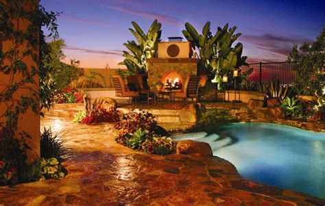 New Backyards by Designing Your Backyard Swimming Pool Part I Of Ii