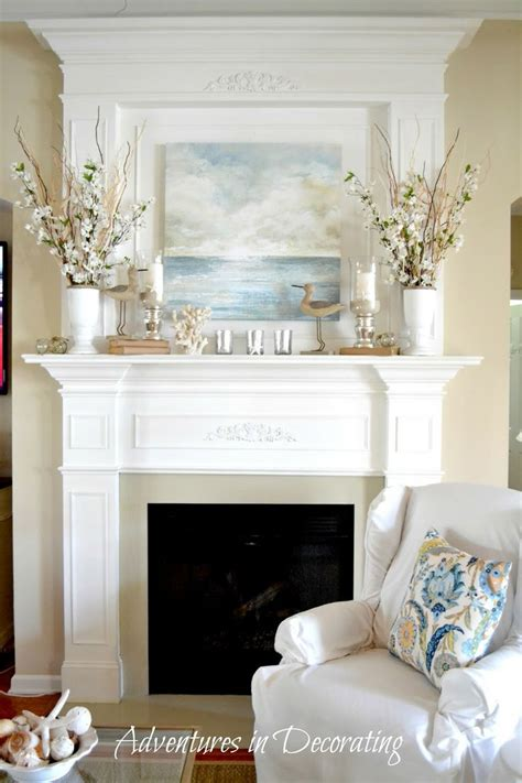 how to decorate fire place 25 best ideas about mantle decorating on pinterest fire