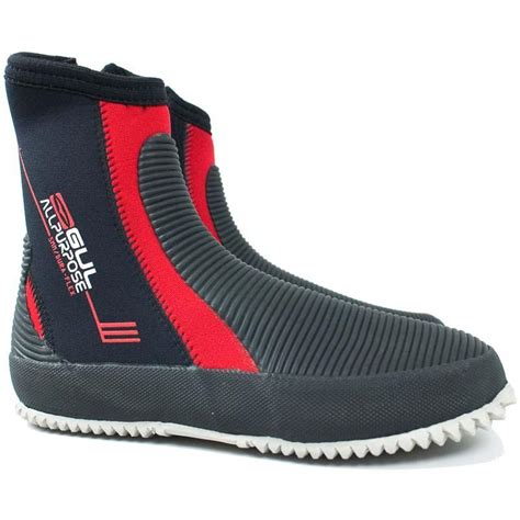 sailing boots gul all purpose 5mm dinghy sailing boots