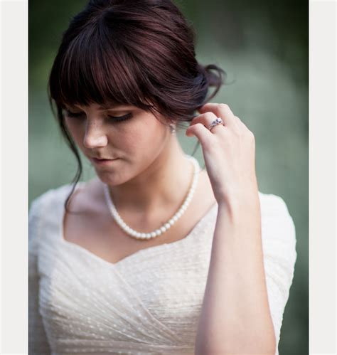 Wedding Updos With Bangs by 40 Beautiful Brides With Bangs Mon Cheri Bridals