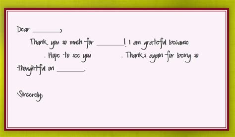 how do you to send thank cards for wedding gifts thank you messages to write in a appreciation card wishesmsg