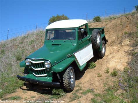 1962 Jeep Willys Truck Dscf7750