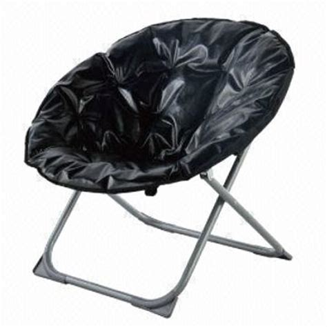 Moon Chair Covers by Moon Chair With Steel And Pu Leather Cover Global