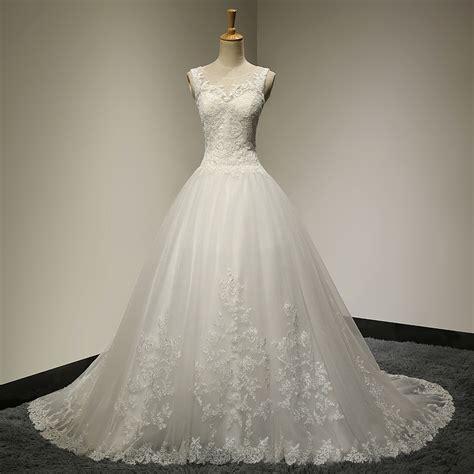 vestido noiva renda 2016 vintage princess wedding