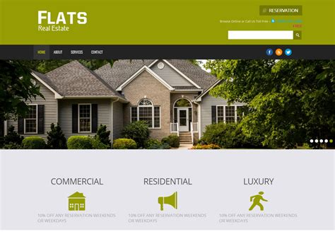 bootstrap templates for real estate free download 10 best free bootstrap templates for real estate in june