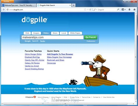 Search Web Remove Dogpile Redirect Virus Removal Guide