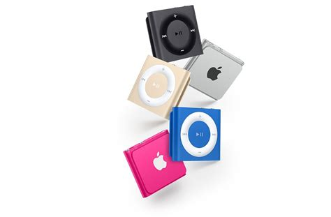How Fashionable Is Your Ipod by Apple Ipod Shuffle 2gb Blue Myshop Pk
