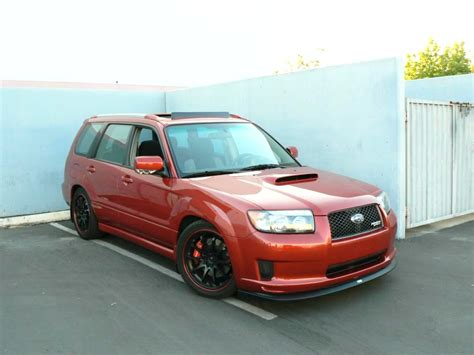 subaru sport subaru forester 2 5 xt sports photos and comments www