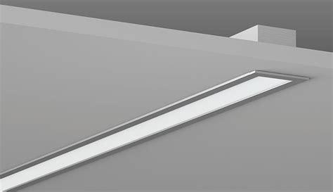 len in der decke led lichtleisten werden rzb nach individuellem