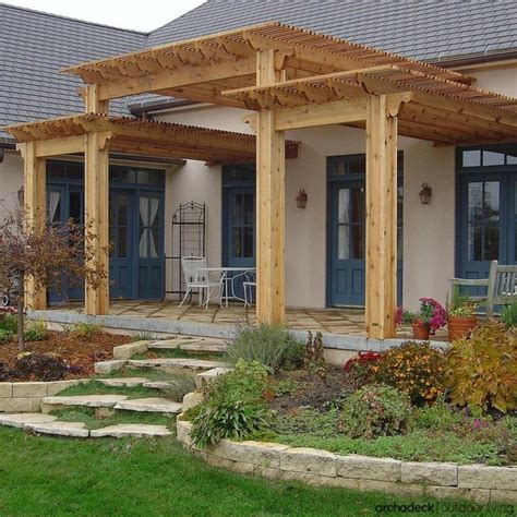Pergola Patio Designs by Pergola Design Ideas For Every Outdoor Space By Archadeck