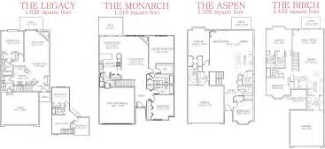 Floor Plan Websites by The Meadows Mitch Harris Building Company Inc