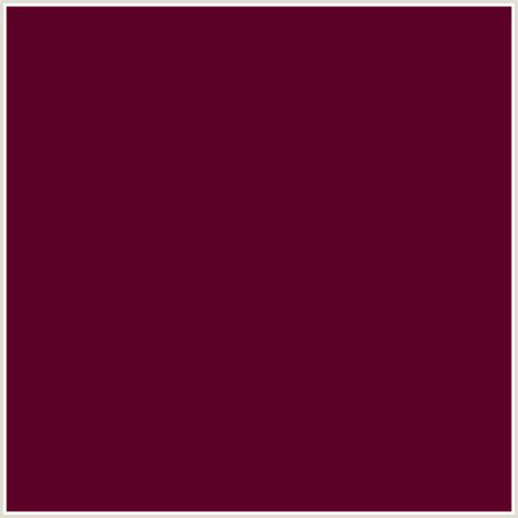 color bordeaux 5c0226 hex color rgb 92 2 38 bordeaux