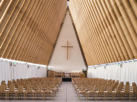 Stephen Wall Design Architecture by In The Of Disaster Pritzker Winner Shigeru Ban