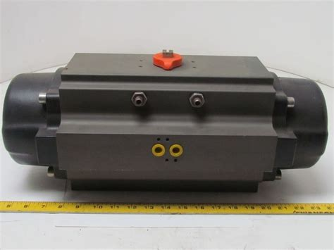 bettis rpk5000 sr4 pneumatic rack pinion valve actuator