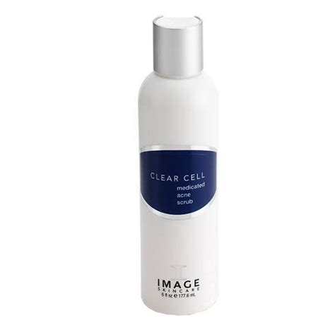 image skincare clear cell medicated acne scrub 171 belfast