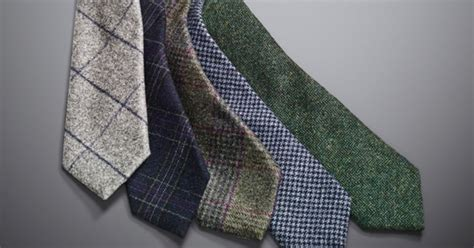 knitted ties next wool ties 50 fall classics that will never go out of