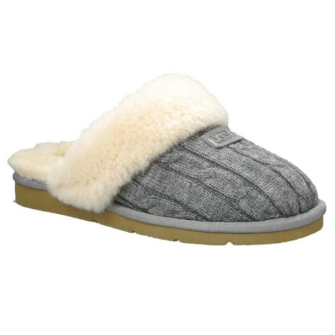 ugg house slippers sale ugg cozy knit slipper s glenn