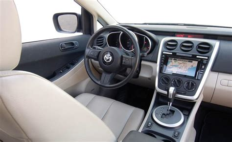 2007 Mazda Cx 7 Interior by Car And Driver