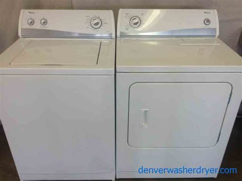 amana washer and dryer large images for amazing amana washer dryer set 2080