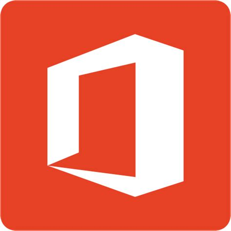 office365 icon free of address book providers in colors