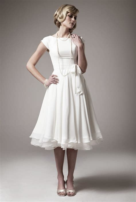 Casual Wedding Dresses 2nd Marriage
