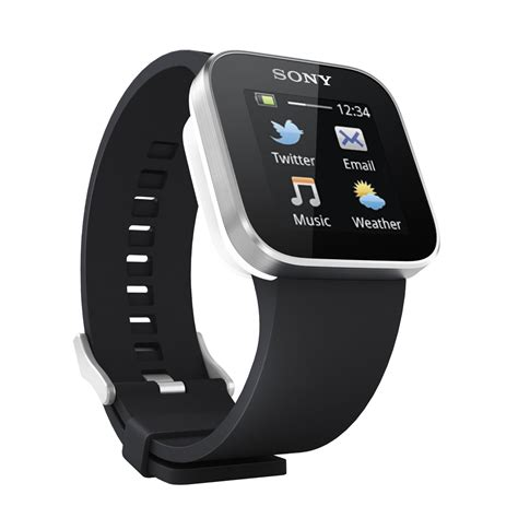 Dan Spek Sony Smartwatch 2 Harga Smartwatch