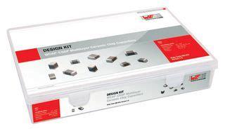 capacitor kit farnell 885070 wurth elektronik capacitor kit 0805 multi layer ceramic capacitors 1pf to 47 181 f